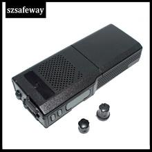 Nouveau couvercle de boîtier radio bidirectionnel pour Motorola GP300 avec boutons accessoires talkie walkie livraison gratuite