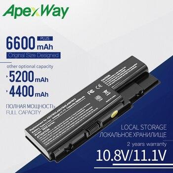 Batería de ordenador portátil AS07B31 para Acer Aspire 5310 5230 5235 5520...