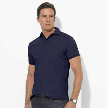 Hombre small pony polo top men's short sleeve casual 100% cotton polo shirt high quality homme masculino