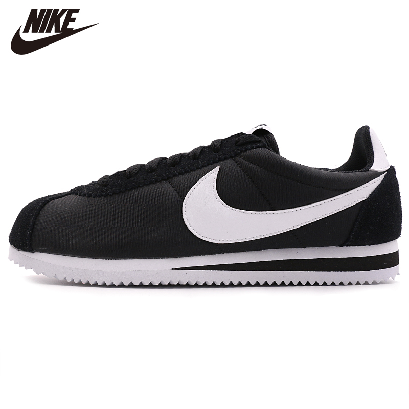 Original Nike Classic Cortez Nylon Mens Running Shoes Sports Sneakers Discount Sale