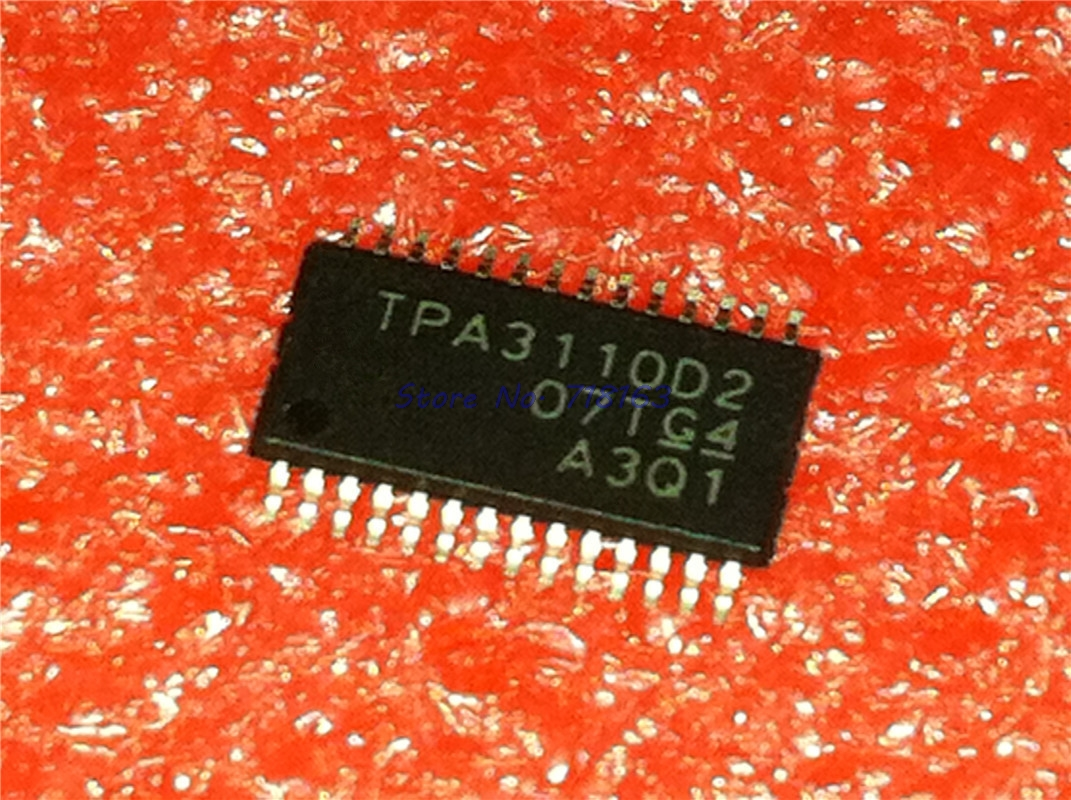 1pcs/lot TPA3110D2 TPA3110 SSOP-28 In Stock