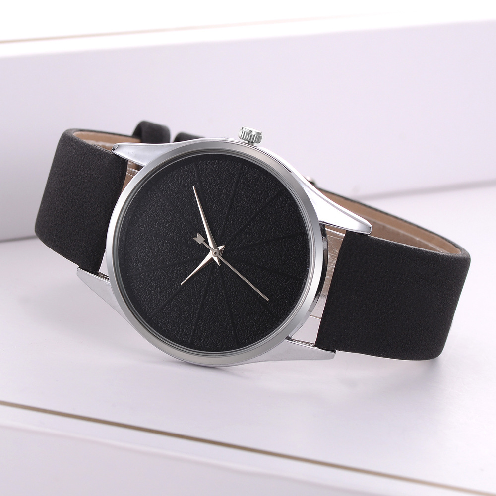 Women Simple Watch Leather Strap Analog Quartz Wrist Watches Fashion Casual Ladies Watch Women Clock Relogio Feminino