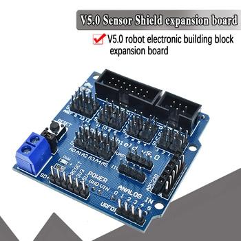 V5.0 сенсор Щит Плата расширения для arduin