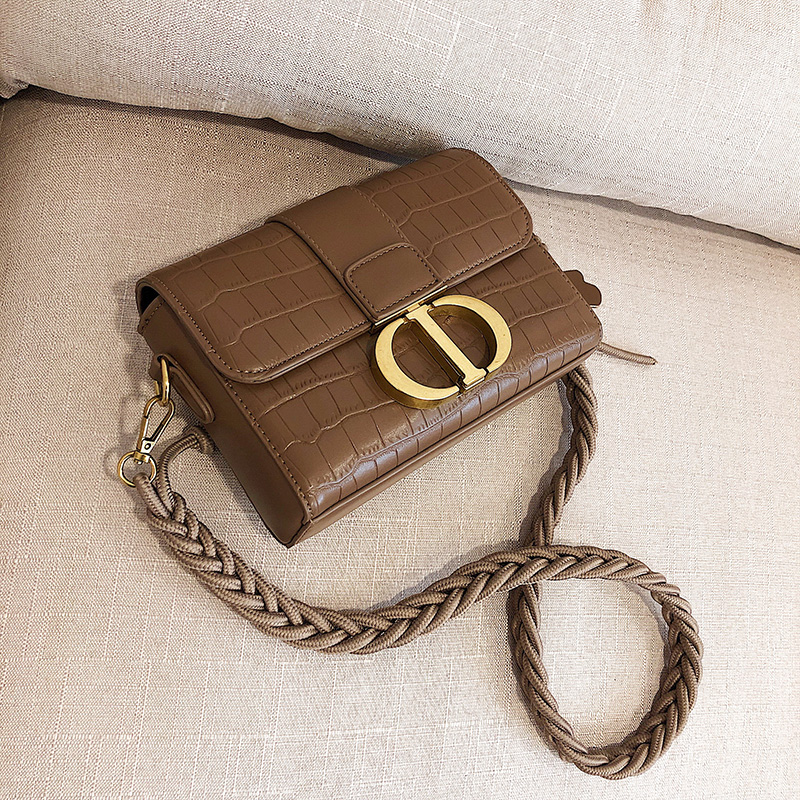 Small Bag Handbag 2020 New Summer Channel New Fashion Crocodile Shoulder Bag Chic Shoulder Small Package Luis Vuiton Gg Brand
