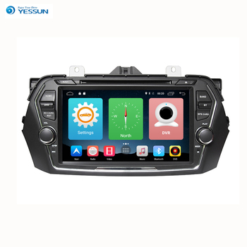 Yessun Car Navigation GPS For Suzuki Alto 2014~2017 Android HD Touch Screen Multimedia Stereo Player Audio Video Radio. image
