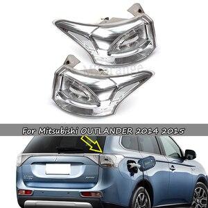 Image 1 - MZORANGE 8330A790 LED Rücklicht Für Mitsubishi OUTLANDER 2014 2015 LED SCHWANZ LAMPE 2014 2015 Für OUTLANDER Schwanz Licht