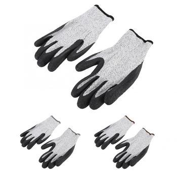 Praca robocza ochronne rękawice ogrodowe bezpieczeństwo wodoodporne antypoślizgowe rękawice nylonowe szybkie łatwe do kopania i roślin do kopania sadzenia tanie i dobre opinie Aramox Pszczelarstwo Rękawice