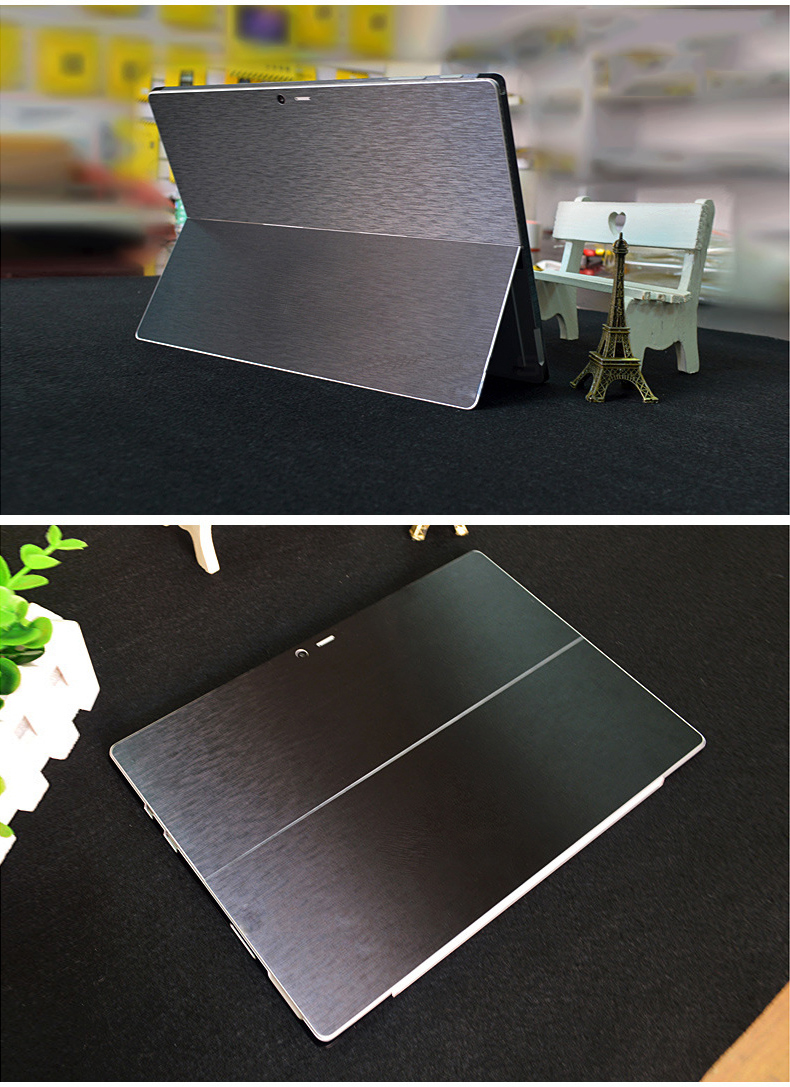 1PCS Carbon fiber Laptop Sticker Decal Skin Cover Protector for Apple iPad Pro 12 9 A2229