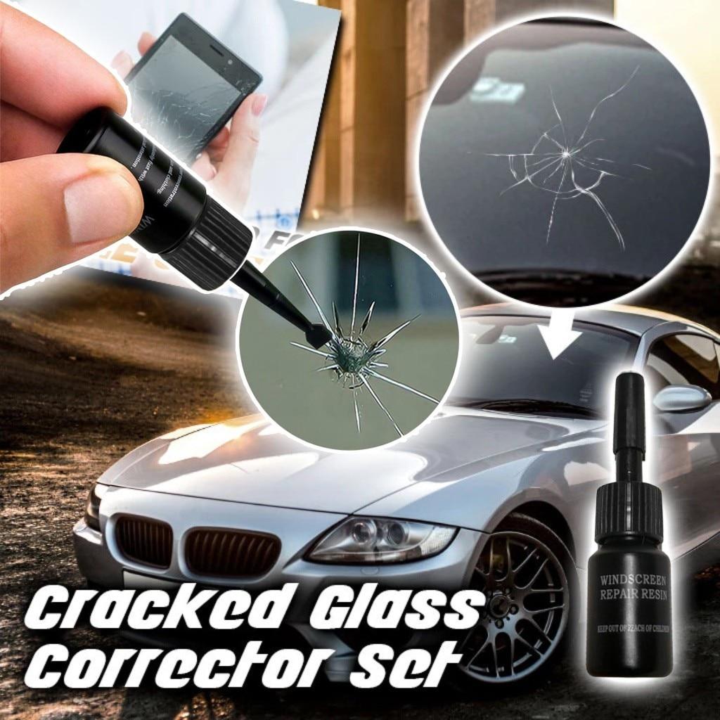 Набор инструментов для ремонта стекла Nano, 3 шт.