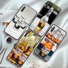 0 телефонные чехлы для Vivo X9 9s 9 плюс 9plus 20 20 плюс Y91C 11 17 19 67 71 81 91 V11 11I 17 IQOO мягкого пива от бренда производящего коронас