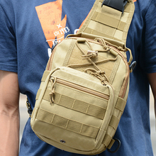 Hiking Trekking Backpack Sports Climbing Shoulder Bags Tactical Camping Hunting Daypack Fishing Outdoor Military Shoulder Bag canvas multi layer hiking trekking bag tactical military men sports and climbing waist bag new outdoor bum hip bag