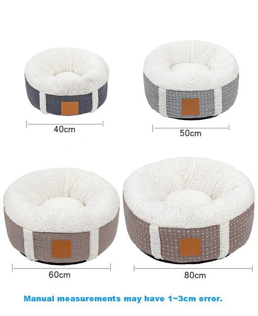 Cozy Pup Puppy Bed %100 Snuggly Cozy & Warm 2