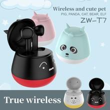 TWS Bluetooth 5.0 Wireless Earphones Earphone Waterproof Headset Gaming for All Smart Phone