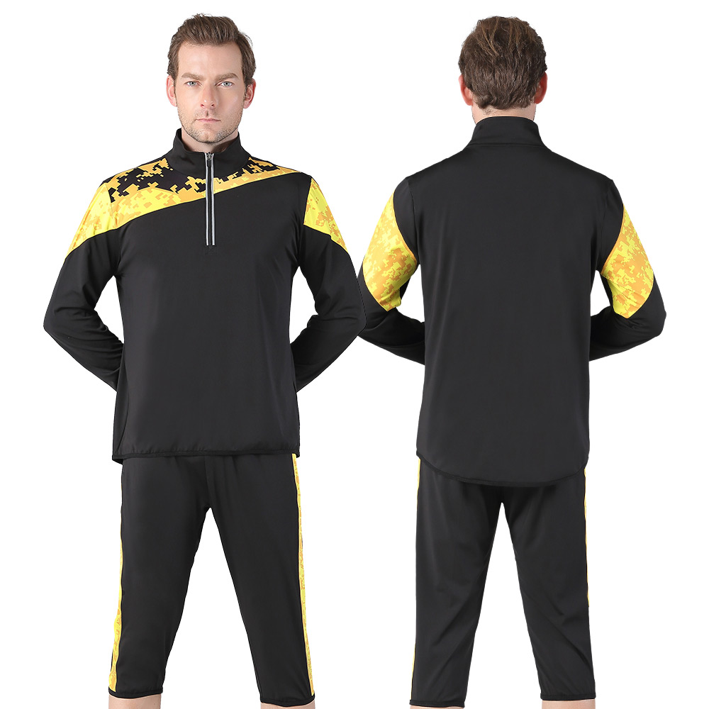 Мужская спортивная одежда для бега и мужской спортивный костюм