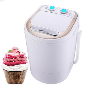 Washing-Machine Dryer Washer Semi-Automatic-Socks-Machine Mini Portable with Quick-Drying