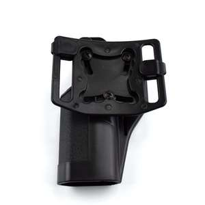 Image 5 - Tactical Pistol Glock Holster With Gun Sling MOLLE Platform Magazine Pouch Airsoft Belt Gun Holster For Glock 17 19 22 23 31 32