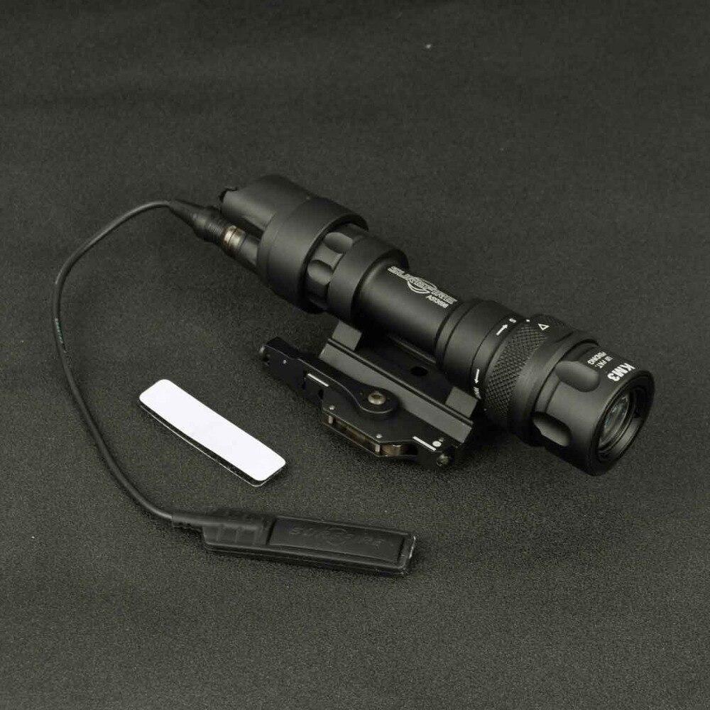 luzes com m93 qd montagem à prova