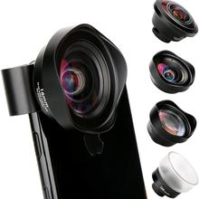 Lens-Kit Camera-Lens Ulanzi Phone Macro Fisheye Wide-Angle Telephoto Huawei Samsung 10X