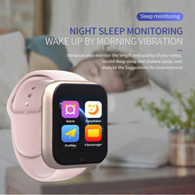 Z6S Pk Z6 A1 Smart Watch SIM TF Kartu Kebugaran Bluetooth Panggilan Musik Pemain Anti-Lost Kamera Kebugaran Tracker smartWatch IOS Android(China)