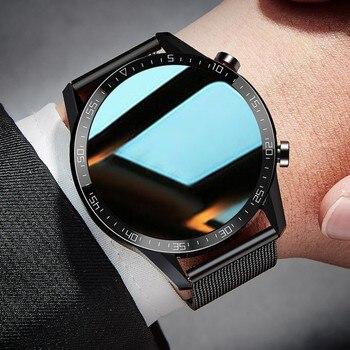 'Έξυπνο Ρολόι για Άντρες Σύνδεση με Τηλέφωνο android iphone ios smartwatch