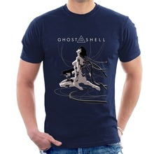 Hot Sell 2019 Fashion GHOST IN THE SHELL T-SHIRT Anime Manga Movie TV Serie Adult Sizes Classic