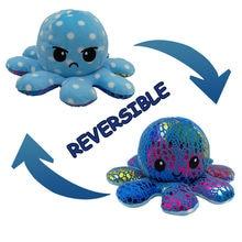 Мягкая Плюшевая Кукла Reversibile с откидной крышкой, имитация пиевра, двухсторонняя плюшевая игрушка, плюшевая кукла, наполненная плюшевой игру...