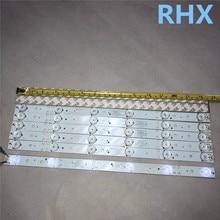 "6 Stuks/partij Voor 42 ""Jav Lcd Backlight Bar LED42HD330D Lichtbalk KJ40D06 ZC14 01 100% Nieuwe"