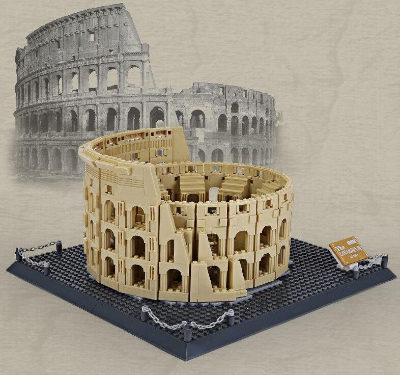 1758 pçs arquitetura cidade itália roma coliseu