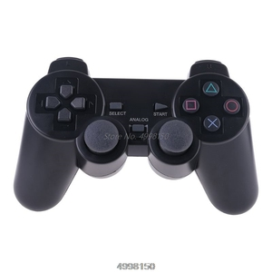 Image 4 - Wireless Gamepad Vibrator 2.4G Game Controller Joystick with Receiver for PS2 Dropship