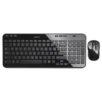 Logitech MK365 Mouse Keyboard Combo Set 2.4G Wireless Optical Mouse USB Laptop Notebook Mouse Keyboards Combo for gaming player