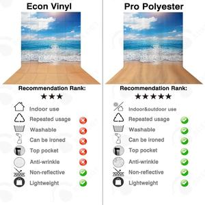 Image 5 - Allenjoy photophone backdrops Summer sky sea beach ocean waves Natural scenery sand photographic background photocall photobooth