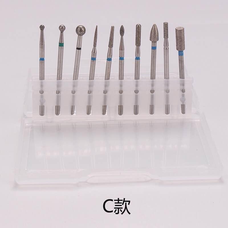 limpo rotativo para manicure pedicure