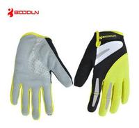New Men Women Cycling Gloves Non slip Full Finger Bike Gloves Shockproof Bicycle Gloves High Quality Luvas de ciclismo