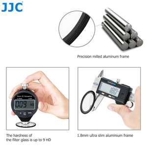 Image 4 - JJC L39 Ultra Slim Multi Coated UV Filter For Ricoh GR III GR II GR3 GR2 GRIII GRII Cameras Optical Glass Camera Lens Filters