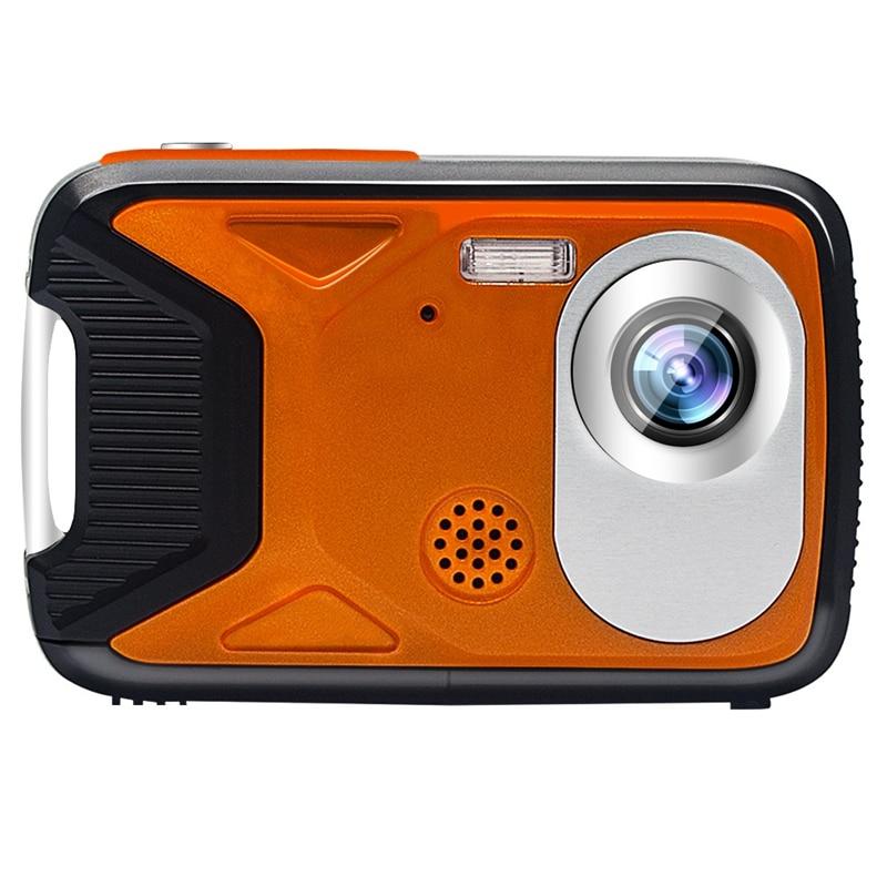 Waterproof Digital Camera 2.8 Inch Camcorder 21MP Video Recorder Self-Timer DV Video Underwater Camera 5 Meters Waterproof Digit