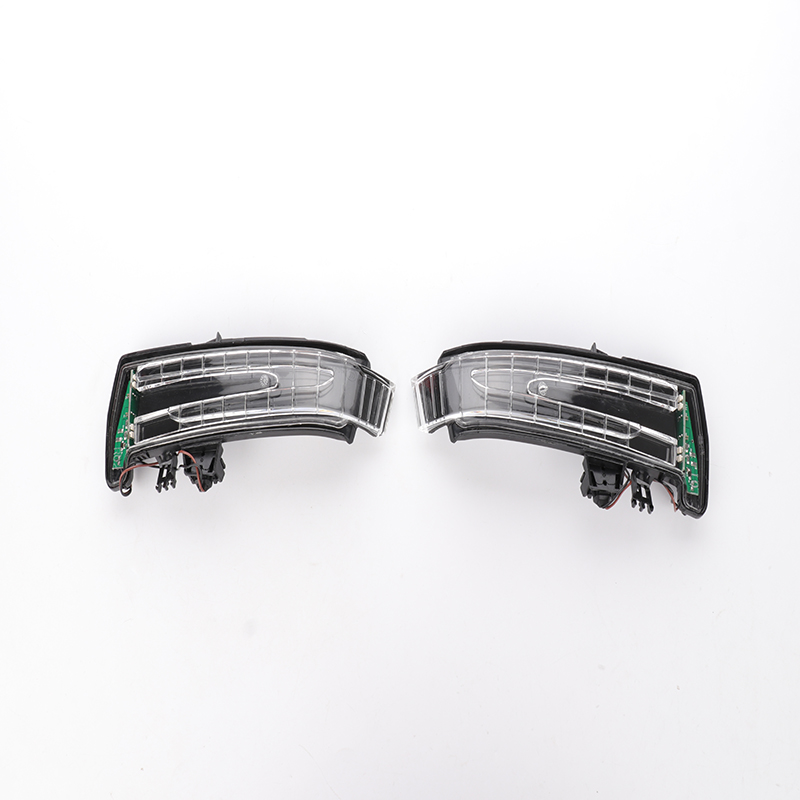 1 Pair Car Rear View Mirror Turn Signal <font><b>Light</b></font> For Mercedes-<font><b>Benz</b></font> W204 W212 <font><b>W221</b></font> 07-13 LED Indicator Blinker Lamp image