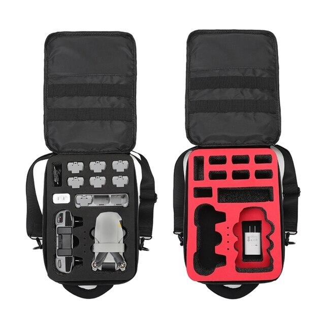 2021 New Portable Shoulder Bag Storage Handbag Backpack Carry Case for  DJI Mini 2 Drone