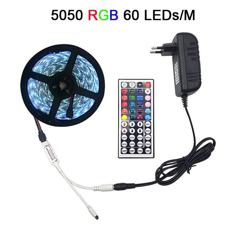 RGB 5050 60LEDs 1M