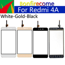 10Pcs\lot Touchscreen For Xiaomi Redmi 4A Redmi4A Touch Screen Panel Sensor LCD Display Glass Lens Panel Touchscreen Digitizer touchscreen digitizer glass panel for canon imagerunner ir 105 copier control touch screen panel