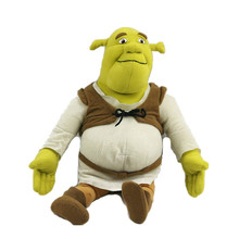 40cm Shrek Plush Doll Stuffed Toy Movies TV Plush Toys DSN Plush Doll Stuffed Toy For kids christmas Toys Gifts for Children plush toy dog cute puppy doll toy doll can be used for wedding gifts for children s gift kids toys free shipping