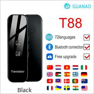Image 2 - محمول T8 الذكية صوت الكلام مترجم اتجاهين في الوقت الحقيقي 40 + متعددة اللغات الترجمة لتعلم السفر الأعمال تلبية