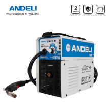 Inverter Welder Welding-Machine Core-Wire Gas-Flux Digital MIG-250E ANDELI Mini Mig Without