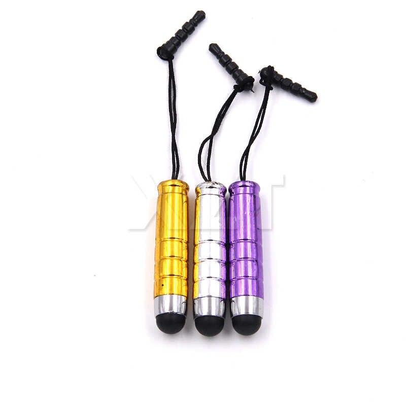 10 sztuk plastikowy długopis z rysikiem na pojemnościowy ekran dotykowy tablet z funkcją telefonu PC telefon nk-shopping