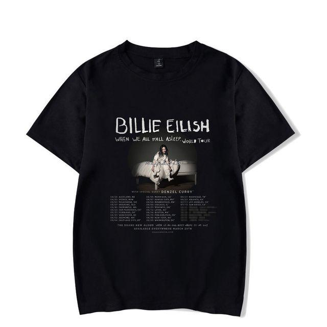 BILLIE EILISH T-SHIRT (10 VARIAN)