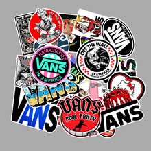 100Pcs/Set Stickers Fashion Pattern Decor For Trunk Car Laptop Phone Bicycle Skateboard Notebook