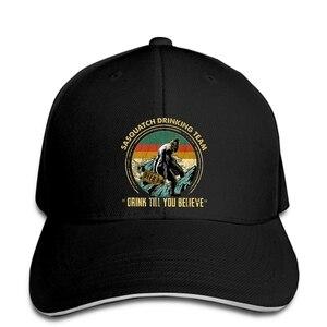 Baseball Cap Bigfoot Sasquatch