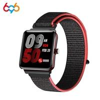 696 H10 men and women sports smart bracelet watch multi function Bluetooth Passometer color screen healthy heart rate bracelet m