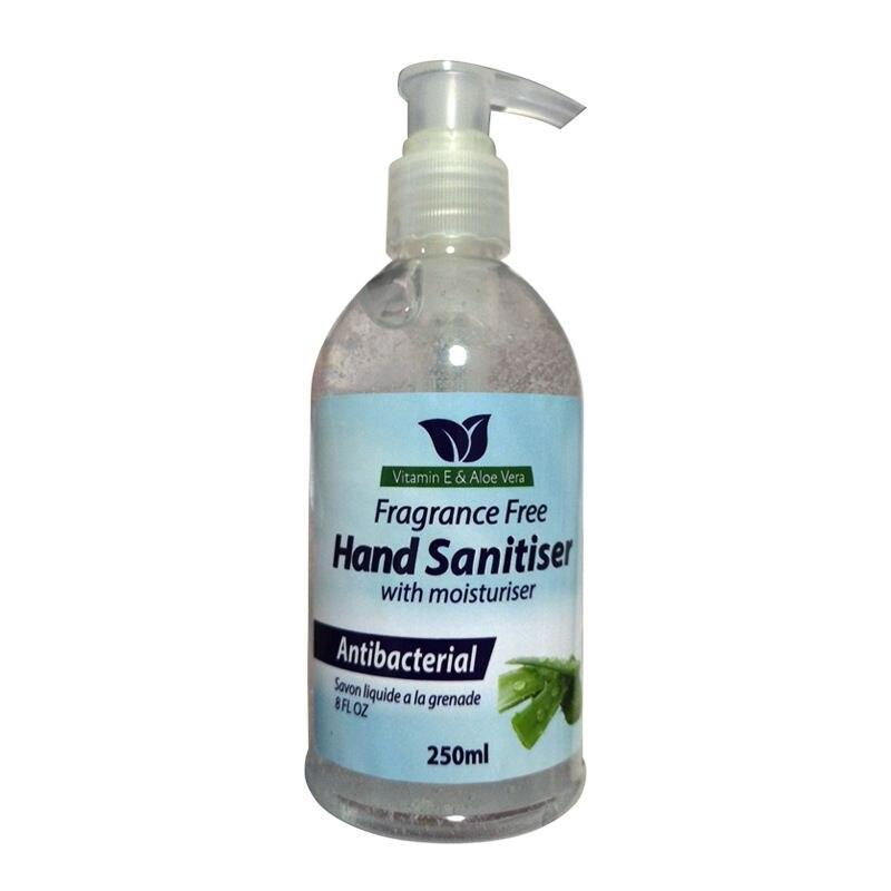 60/250ml Hand Sanitizer Gel Anti-Bacteria Moisturizing Disinfection Disposable Water-free Hand Sanitizer