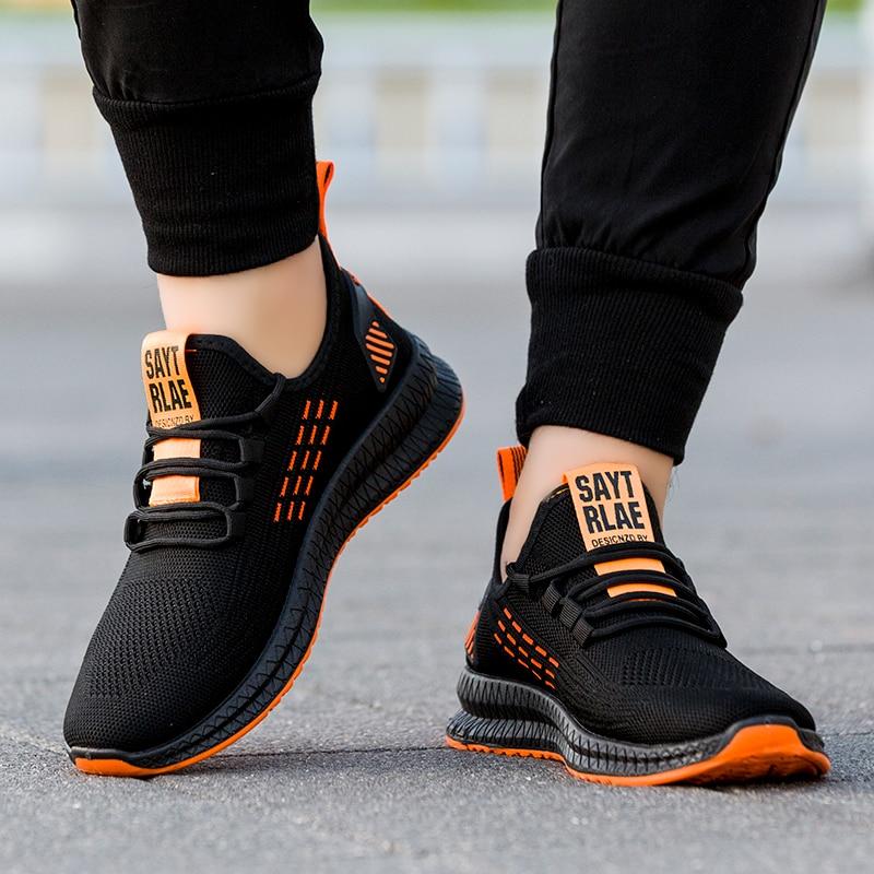Casual Sneaker 2020 Men Casual Shoes Lace Up Men Shoes Light Walking Shoes Men Sneakers Male Trend Shoes Zapatillas Hombre