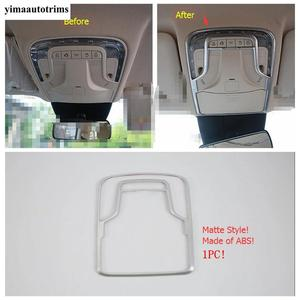 Image 2 - Matte Accessories For Mercedes Benz Vito W447 2014   2019 Car Inner Front Roof Reading Lights Lamps Panel Cover Trim Interior